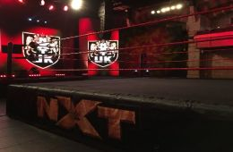 Grabaciones NXT UK