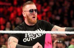 Heath Slater haría de árbitro esta semana en WWE RAW