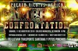 ICWA Puerto Rico vs México en Evento Internacional