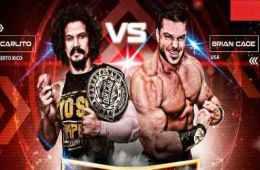 Imperio Wrestling 2018