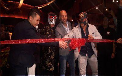 Inauguración Dragon House de Octagón