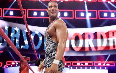 Jason Jordan se podría enfrentar a The Miz en septiembre