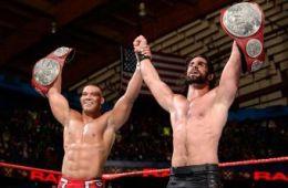 Planes para Jason Jordan y Seth Rollins en Wrestlemania