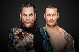 Jeff Hardy pondrá en juego su campeonato ante Randy Orton en WWE Backlash