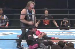 Jericho Omega NJPW