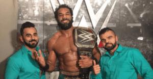 Jinder Mahal WWE Champ
