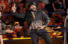 Jinder Mahal WWE Champion