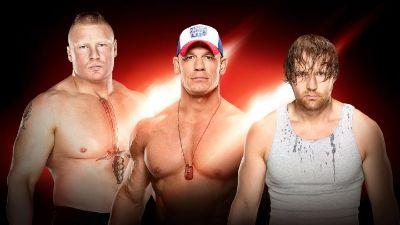 John Cena Raw