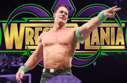 John Cena sigue retando a The Undertaker para Wrestlemania 34
