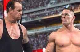 revancha entre John Cena y The Undertaker