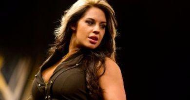 WWE Noticias: Kaitlyn vuelve a subirse a un ring por primera vez tras 4 años