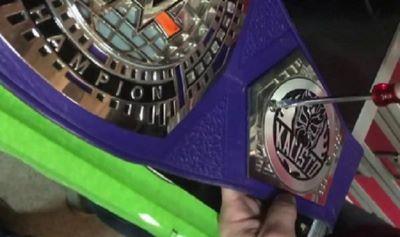WWE noticias campeonato crucero