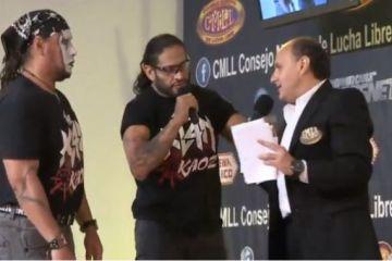 Klan Kaoz invadirá el CMLL
