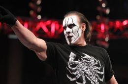 La leyenda del Wrestling Sting definitivamente ha colgado las botas