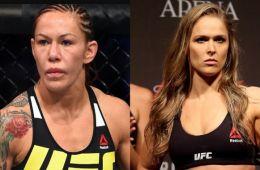 La luchadora de UFC Cris Cyborg lucharía en la WWE contra Ronda Rousey