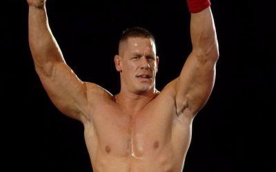 wwe John Cena Live Show