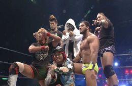 Los Ingobernables de Japón anunciarán un nuevo miembro en King Of Pro-Wrestling