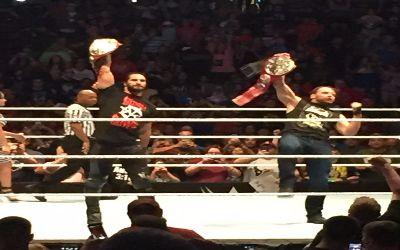 Resultados del live show de RAW en Carbondale