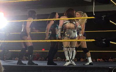 WWE Noticias, Main event del show de NXT en Venice