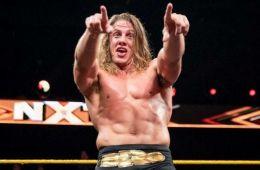 Matt Riddle luchará en el show de WWE en el Madison Square Garden