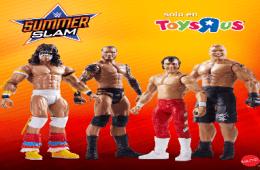 Concurso Mattel WWE Summerslam 2017