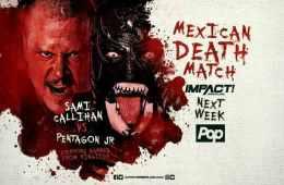Mexican Death match anunciado la semana que viene en Impact Wrestling