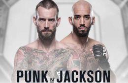 Mike Jackson habla sobre su combate ante CM Punk en UFC 225