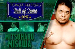 Mitsuharu Misawa Planeta Wrestling Hall of Fame