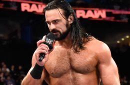 Motivo de la ausencia de Drew McIntyre en Greatest Royal Rumble