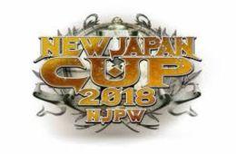 NJPW CUP 2018