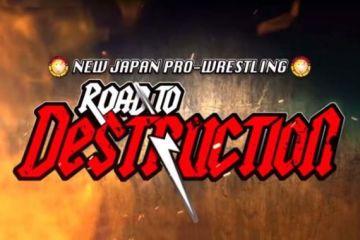 NJPW Road to Destruction