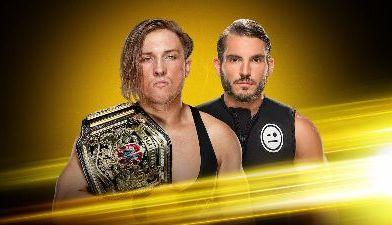 Previa de NXT del 22 de noviembre