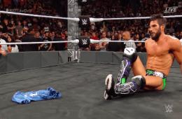 NXT Takeover Brooklyn III: Victoria para Andrade Cien Almas