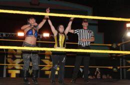 NXT Tampa 1 de diciembre