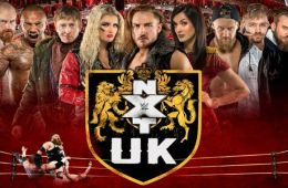 NXT UK Coventry