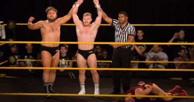 NXT del 29 de noviembre