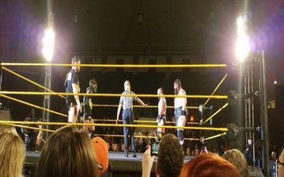 NXT en Altoona