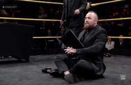 NXT en vivo 14 de Marzo 2018