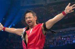 Nakamura en Smackdown