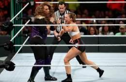Nia Jax dice que su rivalidad con Ronda Rousey solo acaba de comenzar