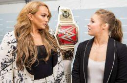 Ronda Rousey vs Nia Jax