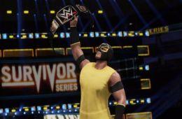 Nuevo Modo Road to Glory de WWE 2K18