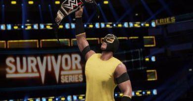2K anuncia ROAD TO GLORY para WWE 2K18
