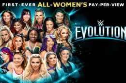 Nuevo combate anunciado para WWE Evolution durante las grabaciones de WWE UK