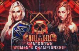 OFICIAL Charlotte Flair vs. Becky Lynch en Hell in a Cell 2018