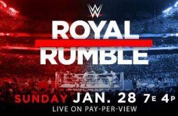 Participantes en el Royal Rumble masculino 2018