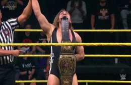 Pete Dunne retiene el WWE United Kingdom Championship