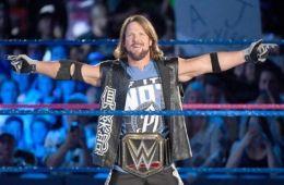 anuncio de la portada de WWE 2K19