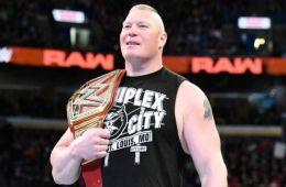 Posible cambio de planes para el Universal Championship en Wrestlemania 35