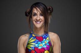 Posible lesión de Dakota Kai en un live show de NXT